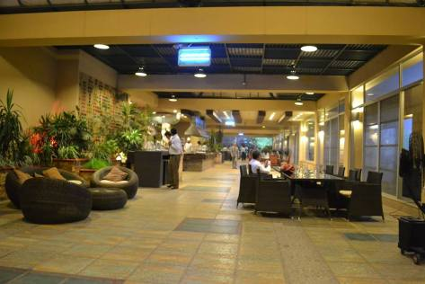 bahria town restaurant
