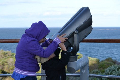 telescope at cape leeuwin